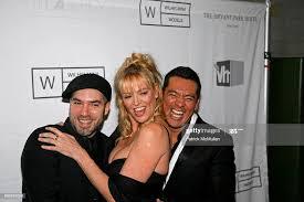 Carlos Paz, Lola Milligan and Mark Vanderloo attend WILHEMINA ...
