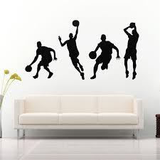wall art design ideas huge decor basketball wall art stickers