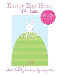easter egg hunt template planning a neighborhood easter egg hunt plus a free printable