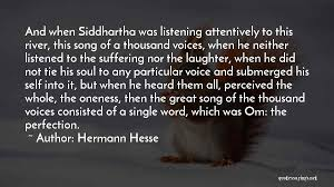 Siddhartha Quotes Adorable Top 48 Quotes Sayings About Om In Siddhartha