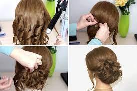 Картинки по запросу прически на длинные волосы в домашних условиях пошагово Https Xn Itbbjcbnc3bknq6cgi Xn P1ai Sobrannaya Pricheska V Domashnih Usloviyah