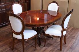 reproduction dining tables. mesmerizing oval dining room tables with a leaf 55 in sets reproduction
