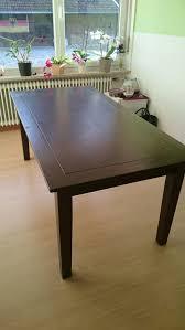 Tisch Esstisch Holz Dunkelbraun In 85435 Erding For 4000 For Sale