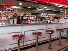 American Diner Kitchen Accessories 1000 Ideas About Diner Decor On Pinterest Vintage Diner 1950s