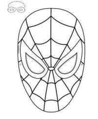 Stampabile Spiderman Da Colorare E Stampare A4 Disegni Da Colorare