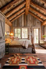 Small Rustic Bedroom Rustic Bedroom Design Ideas Which Radiate Comfort