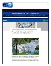 Led Light Lux Level A Guide To Lux Levels By Saving Light Bulbs Issuu