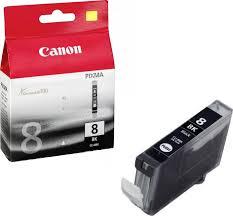 Canon Mp530 Alarm Light Canon Cli 8bk Black Ink Cartridge 0620b001