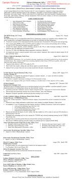 Blank Cnc Machinist Resume Resume2 Medical Device Samples Examples