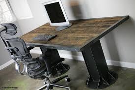 urban modern furniture. Modern Industrial Desk/ Table, Steel, I-Beam, Urban, Loft Decor Urban Furniture O