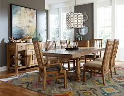 Broyhill Dining Room Table Broyhill Furniture Bethany Square 7 Piece Dining Set With Trestle