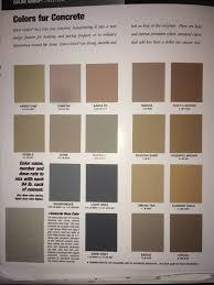 Davis Concrete Color Chart 37 High Quality Ready Mix Concrete Color Chart