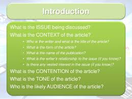 structure of a language analysis essay conclusion