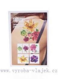 ženy Ostatní Doplňky Sada šesti Tetování S Citáty Tatuin 10383469