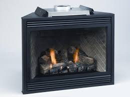 Tahoe Premium Direct Vent Natural Gas RF Fireplace With Remote Gas Fireplace Blower
