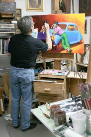 private painting lessons