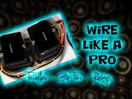 how to car audio wiring tips and tricks to a clean install how to car audio wiring tips and tricks to a clean install car audio fabrication caf