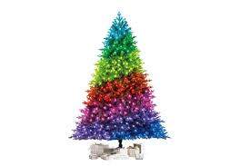 App Controlled Christmas Tree Lights Customize The Look Of Your Christmas Tree With Twinkly Smart