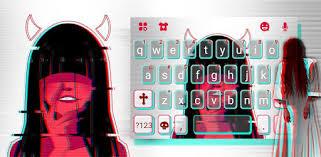 Creepy <b>Devil Girl</b> Keyboard Theme - Apps on Google Play