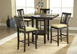 tall square dining table seats 4 8 counter with countertop tables design 12