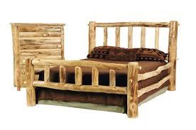 Rustic Arts Queen bed chest