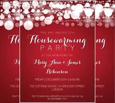 Free Housewarming Invitation Card Template Free Housewarming Invitation Template New House Opening Card