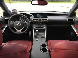 lexus is 250 red interior. i love the rioja red interior on my is 250 fsport lexus is x