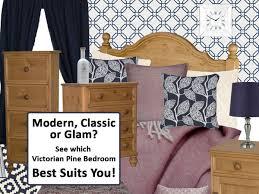 moodboard victorian pine bedroom main image