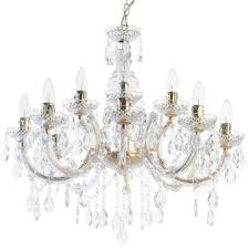 marie therese 12 light dual mount chandelier gold fast free delivery