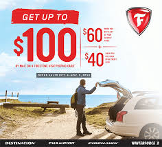 firestone s tire firestone rewards debit card howtoviews co
