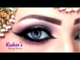 kashif aslam eyes makeup 2018 kashee s beauty parlor