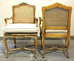 cane back armchair cane armchairs for