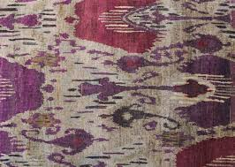 basra sari silk fine rug contemporary area rugs new york by orchids america llc