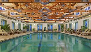 Equinox main hotel deluxe Vermont Large Swimming Pool With Wooden Support Beams And Loungers Bookednet Manchester Village Vt Luxury Spa Inns At The Equinox