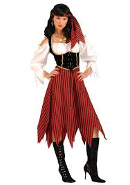 pirate maiden costume