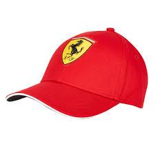 Fanatics Hat Size Chart Details About Scuderia Ferrari Classic Cap Hat Headwear Red Kids Fanatics