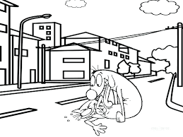 Nickelodeon Coloring Pages Characters Chronicles Network