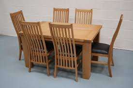oak dining sets dining emejing dining room oak chairs best dining table sets