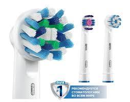 <b>Сменные насадки</b> для электрической зубной щетки| Oral-B