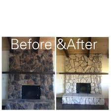 how to redo a stone fireplace lava rock for fireplace best ideas about painted rock fireplaces how to redo a stone fireplace