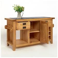 rustic oak kitchen island with black granite top vancouver guarantee