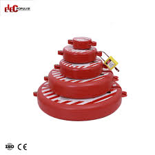 China <b>High Quality</b> Industrial Safety Gate <b>Valve Cover</b> Lockouts ...