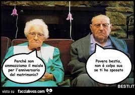 L'anniversario dei 60 anni di matrimonio, che nozze sono? Anniversario Matrimonio Vignette