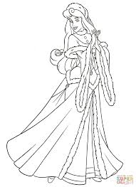 Small Picture Sleeping Beauty Coloring Pages Princess Aurora Coloringstar
