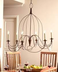 french country chandelier kitchen style chandeliers mini shades