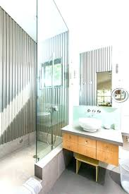 corrugated metal interior walls corrugated metal panels for interior walls bathroom design how to install on met corrugated metal siding interior walls