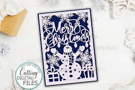 1 x svg (cut file for cutting machines) 1 x png (transparent background) you can use this image for personal or commercial use. Template Cutting File Instant Download Laser Cut Merry Chrsitmas Pop Up Card Svg Dxf Eps Scrapbooking Papercraft Decotazeen Com