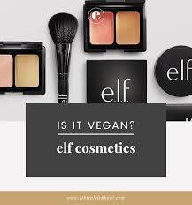 elf cosmetics is known for their affordable but high quality makeup s i m always remending elf as a free brand but lately i ve