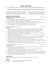 Ideas Of Phenomenal Accounting Resume Objective 11 Cover Letter