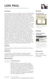 Paralegal Resume Skills Impressive Paralegal Resume Examples 44 Kenicandlecomfortzone
